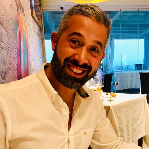 Erik Bertero Sales Management